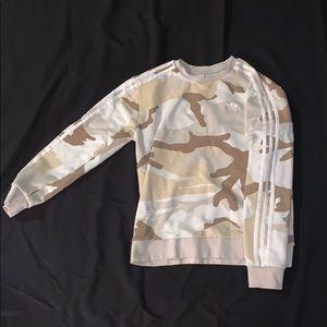 Addidas Camo Jacket - Size S